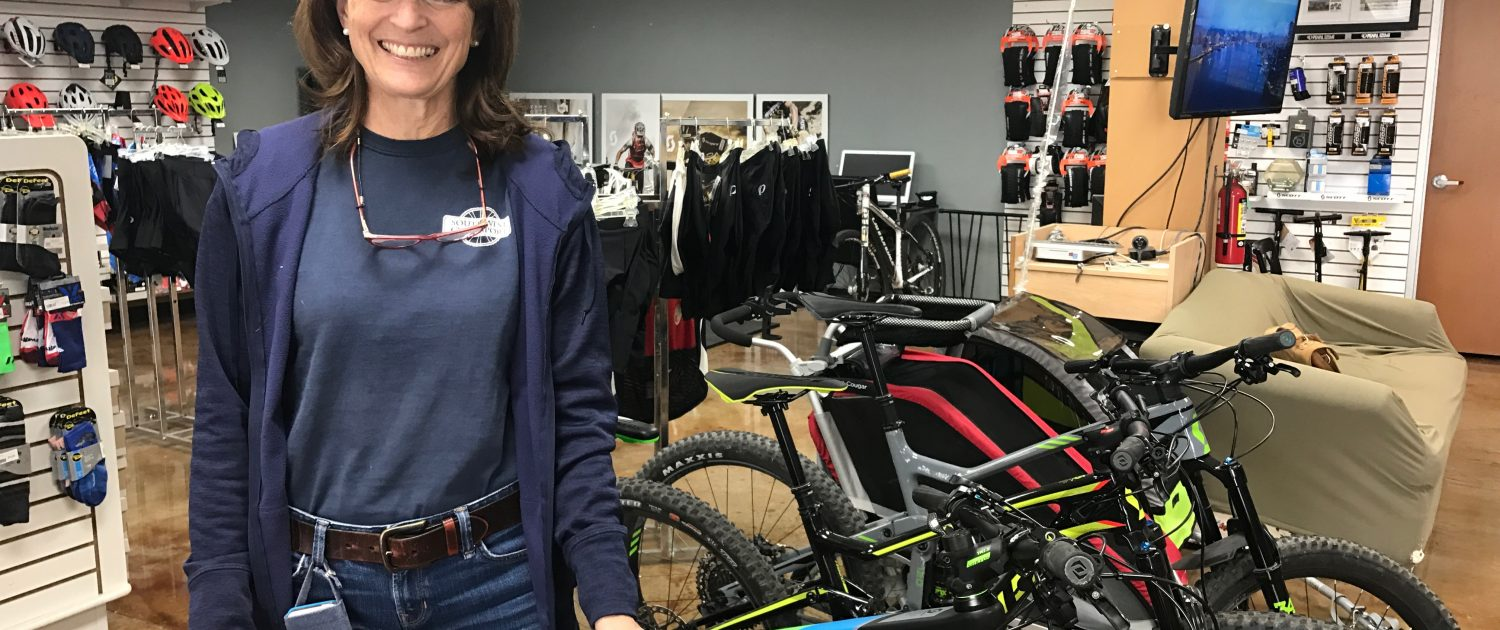 Jennifer Stankard is the founder of Southwest CycleSport and is an avid cyclist herself